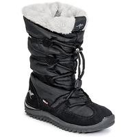 Zapatos Mujer Botas de nieve Kangaroos PUFFY III JUNIOR Negro