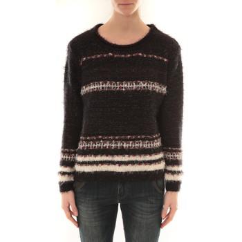 textil Mujer Jerséis Barcelona Moda Pull FT03 Negro