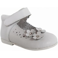 Zapatos Niña Bailarinas-manoletinas Happy Bee B121184-B1015 Blanco