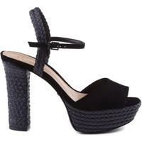 Zapatos Mujer Sandalias Schutz Sandálias 70'S Heels Tressê