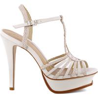 Zapatos Mujer Sandalias Schutz Sandálias Stripe Pearl