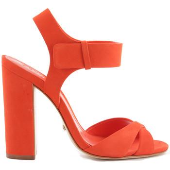 Zapatos Mujer Sandalias Schutz Sandálias Bloco Naranja