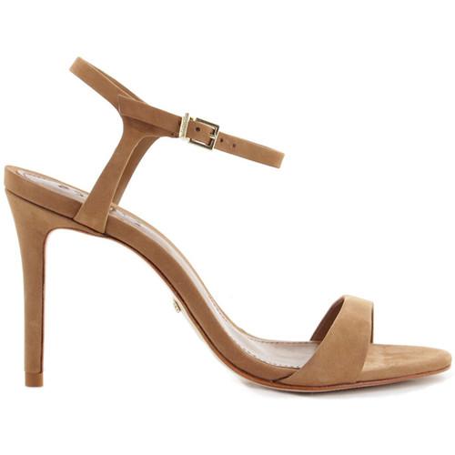 Zapatos Mujer Sandalias Schutz Sandálias Oyster Beige
