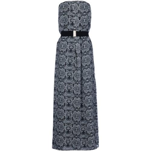 textil Mujer vestidos largos Kocca Vestido Kulman Multicolor