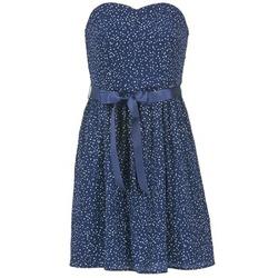 textil Mujer vestidos cortos Morgan RPEPS Marino