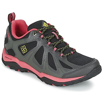 Zapatos Mujer Multideporte Columbia PEAKFREAK XCRSN II XCEL LOW OUTDRY Negro
