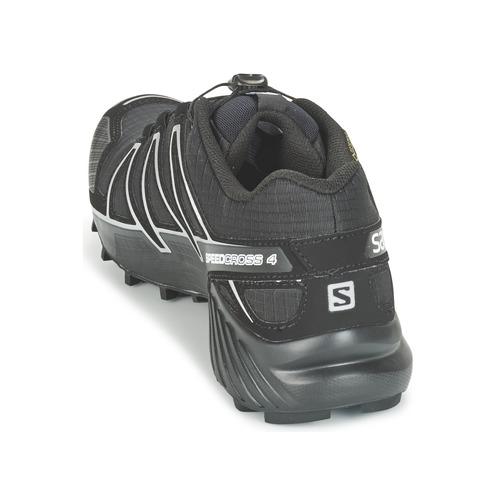 Gtx® Salomon Speedcross NegroPlateado Salomon 4 ARc34q5jL