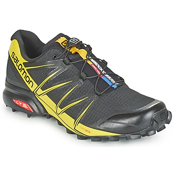 Zapatos Hombre Running / trail Salomon SPEEDCROSS PRO Negro / Amarillo