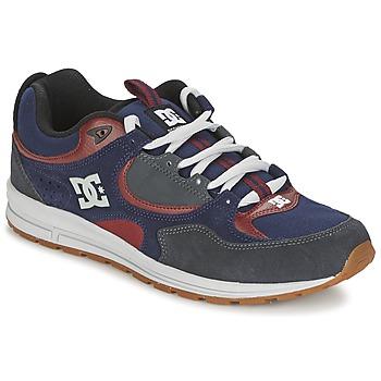 Zapatos Hombre Zapatos de skate DC Shoes KALIS LITE Marino / Gris