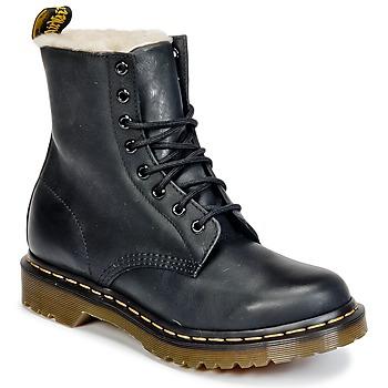 Zapatos Mujer Botas de caña baja Dr Martens SERENA Negro