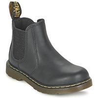 Zapatos Niños Botas de caña baja Dr Martens SHENZI Negro