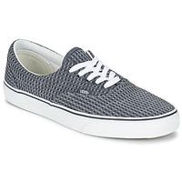 Zapatos Hombre Zapatillas bajas Vans ERA Marino / Blanco