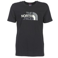 textil Hombre Camisetas manga corta The North Face S/S EASY TEE Negro