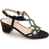 Zapatos Mujer Sandalias Grunland GRU-SA1344-NE Nero
