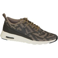 Zapatos Mujer Multideporte Nike Air Max Thea KJCRD Wmns 718646-200 Brown