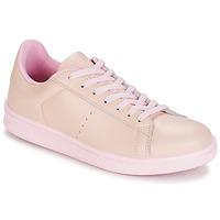 Zapatos Mujer Zapatillas bajas Yurban EZIME Rosa