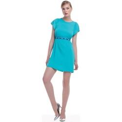 textil Mujer vestidos cortos Kocca Vestido Badea Azul