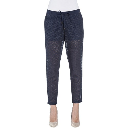 textil Mujer Pantalones fluidos Kocca Pantalones Durrik Azul