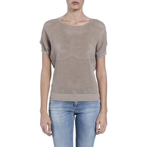 textil Mujer Tops / Blusas Kocca Camisola Arvin Beige