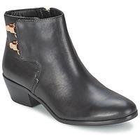 Zapatos Mujer Botas de caña baja Sam Edelman PETER Negro