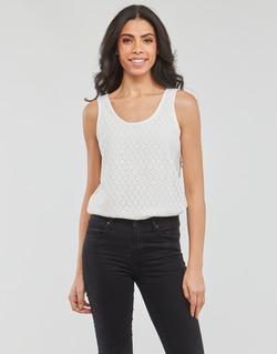 textil Mujer camisetas sin mangas Moony Mood IGUOHIAVINE Blanco
