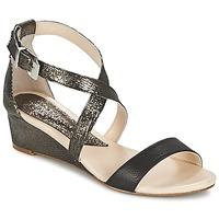 Zapatos Mujer Sandalias Anaki GEKOI Negro