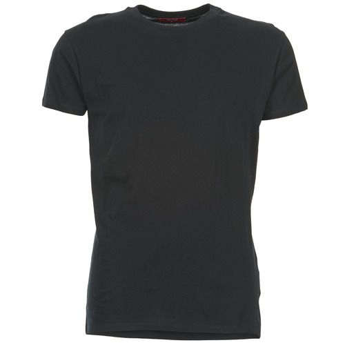 textil Hombre Camisetas manga corta BOTD ESTOILA Negro