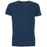 textil Hombre camisetas manga corta BOTD ESTOILA Marino