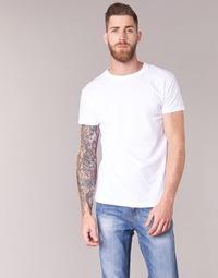 textil Hombre camisetas manga corta BOTD ESTOILA Blanco