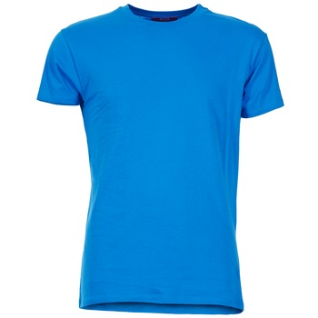 textil Hombre Camisetas manga corta BOTD ESTOILA Azul