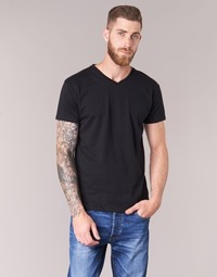textil Hombre camisetas manga corta BOTD ECALORA Negro