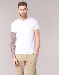 textil Hombre camisetas manga corta BOTD ECALORA Blanco