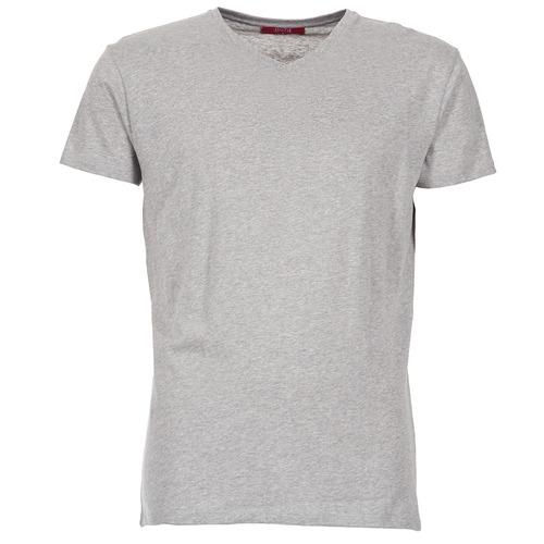 BOTD ECALORA Gris - Envío gratis | ! - textil camisetas manga corta Hombre