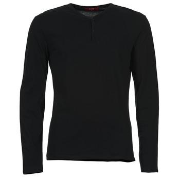 textil Hombre Camisetas manga larga BOTD ETUNAMA Negro