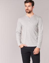 textil Hombre Camisetas manga larga BOTD ETUNAMA Gris