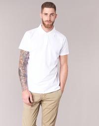 textil Hombre polos manga corta BOTD EPOLARO Blanco