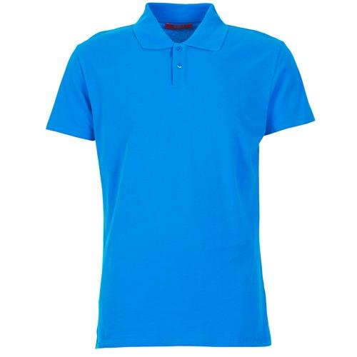 BOTD EPOLARO Azul - Envío gratis | ! - textil polos manga corta Hombre