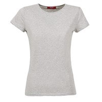 textil Mujer camisetas manga corta BOTD EQUATILA Gris