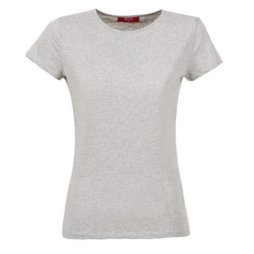 BOTD EQUATILA Gris - Envío gratis | ! - textil camisetas manga corta Mujer