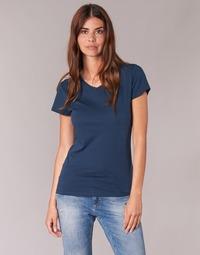 textil Mujer camisetas manga corta BOTD EFLOMU Marino