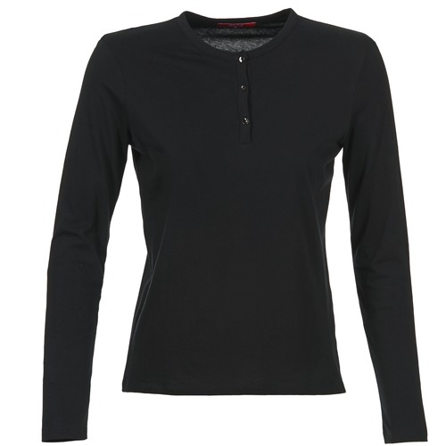 BOTD EBISCOL Negro - Envío gratis | ! - textil Camisetas manga larga Mujer
