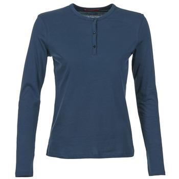 textil Mujer Camisetas manga larga BOTD EBISCOL Marino