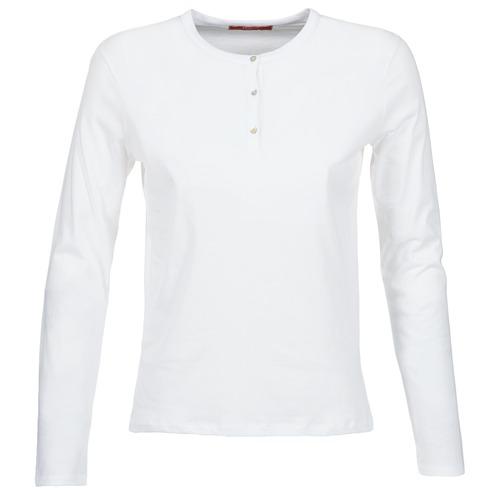BOTD EBISCOL Blanco - Envío gratis | ! - textil Camisetas manga larga Mujer
