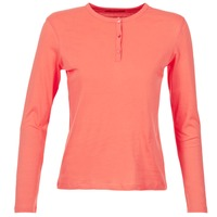 textil Mujer Camisetas manga larga BOTD EBISCOL Coral