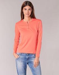 textil Mujer Camisetas manga larga BOTD EBISCOL Naranja