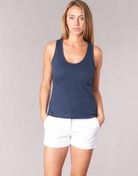 textil Mujer camisetas sin mangas BOTD EDEBALA Marino