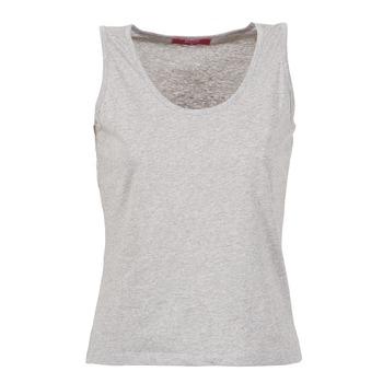 textil Mujer camisetas sin mangas BOTD EDEBALA Gris
