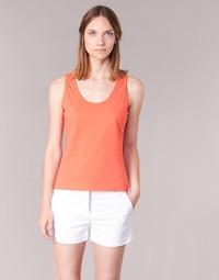 textil Mujer camisetas sin mangas BOTD EDEBALA Coral