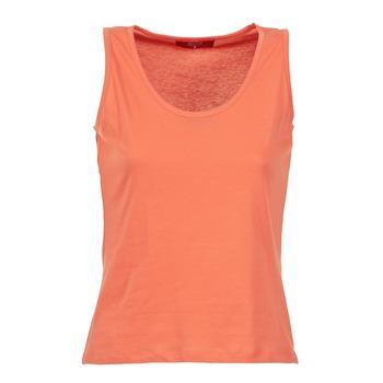 textil Mujer camisetas sin mangas BOTD EDEBALA Naranja