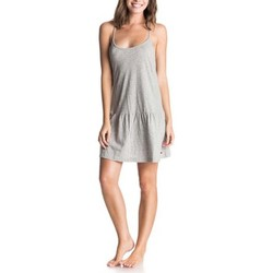 textil Mujer vestidos cortos Roxy Pacific State gris